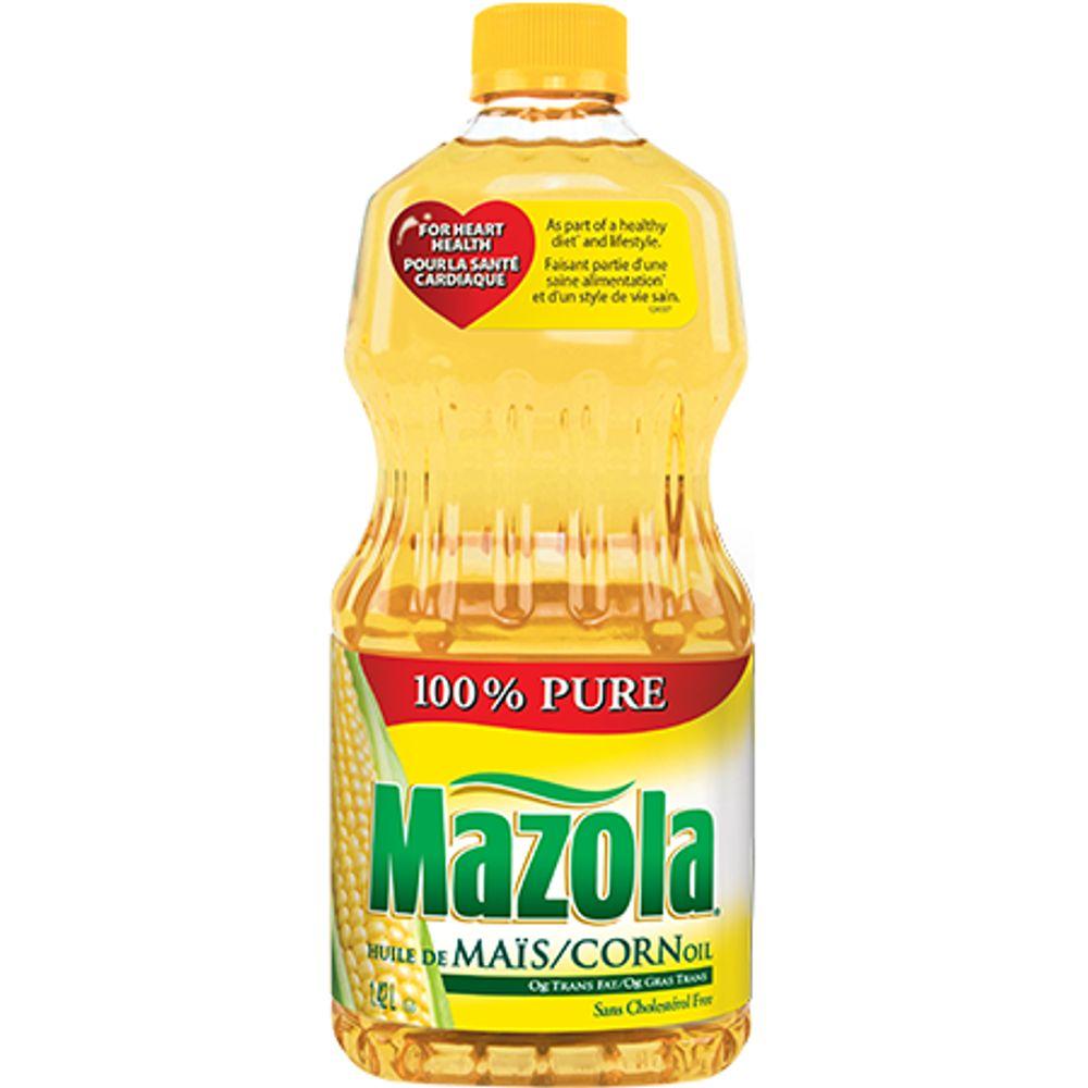 Save $1.00 on ANY Mazola® Oil 1.42L