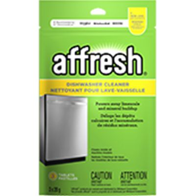 Save $2.00 on the purchase of affresh Dishwasher Cleaner
