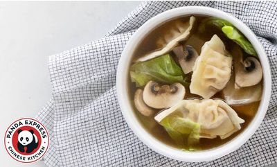 Chicken Wonton Soup at Panda Express