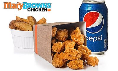 Chicken Pop-Ins™ Original at Mary Brown's