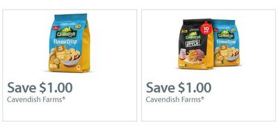 Walmart Canada Coupons: Save On Cavendish Products!