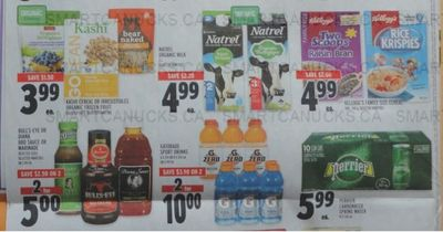 Metro Ontario: Kashi Cereal $1.99 After Coupon This Week