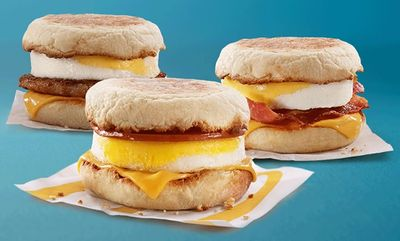 McMuffin for $3 at McDonald's Canada