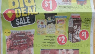 Freshco Ontario: Smartfood $1.50 After Coupon This Week