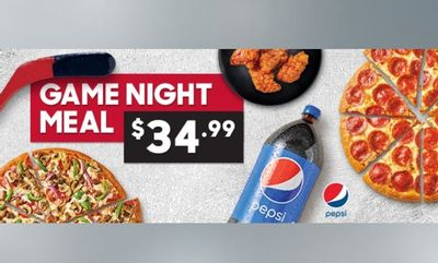 GAME NIGHT at Pizza Hut
