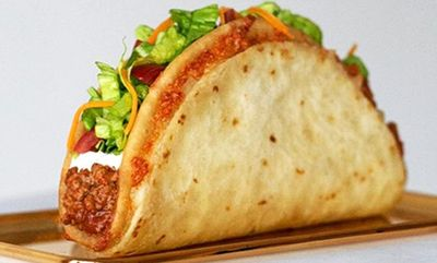 Quesalupa at Taco Bell Canada
