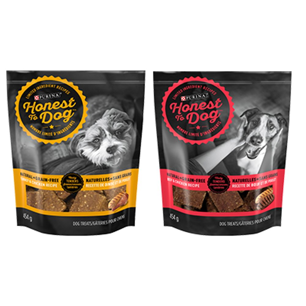 Save $3 On any one (1) Honest to Dog product (454g)