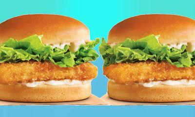 2 For $6 Big Fish Sandwich Deal at Burger King