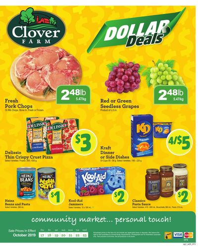 Clover Farms