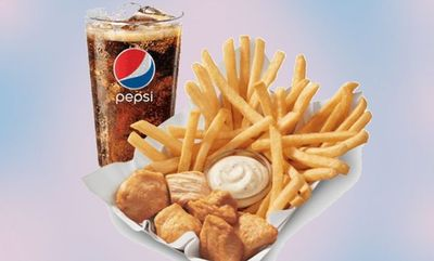 Rotisserie-style Chicken Bites at Dairy Queen