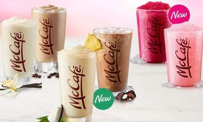 McSummer Bevi NEW at McDonald's Canada
