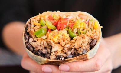 GLUTEN-FRIENDLY BURRITOS at barBurrito