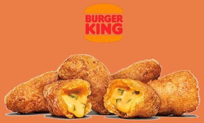 Jalapeno Cheesy Bites at Burger King