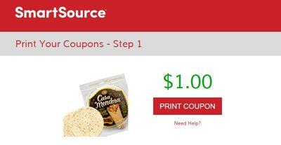 SmartSource Canada Coupons: Save $1 On Casa Mendosa Tortillas