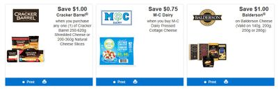 Dairy Farmers of Ontario: New Printable Coupons Available
