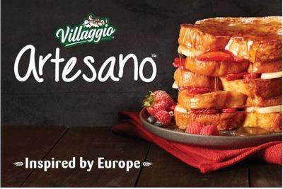 Canadian Coupons: Save $1 On Villaggio Artesano Bread