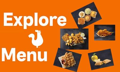 Explore the menu! at Popeyes