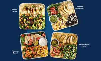 Seasonally-inspired Menu! at Freshii