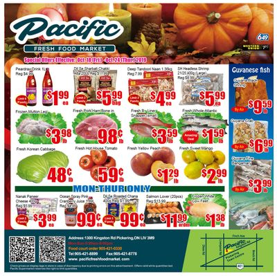 Pacific Fresh Food Market