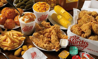 COUPONS at Church's Chicken Canada