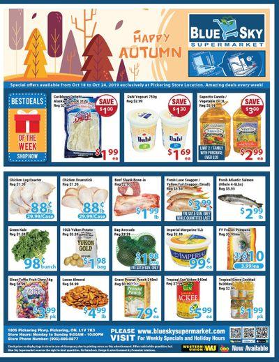 Blue Sky Supermarket