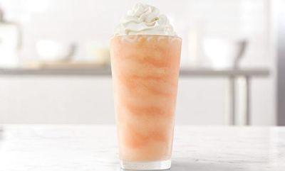 Orange Cream Shake at Arby's
