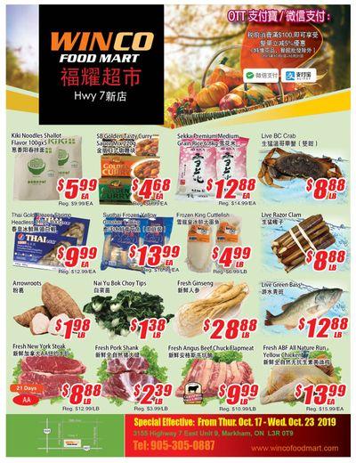 WinCo Food Mart