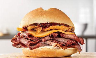 Smokehouse Brisket Sandwich at Arby's