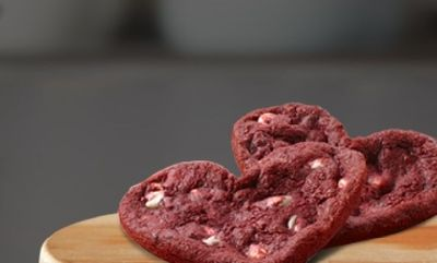 Red Velvet RMHC Cookie at McDonald's Canada