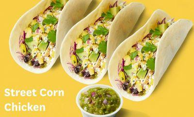 Tacos! at Freshii