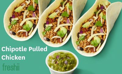 Chipotle Pulled Chicken at Freshii