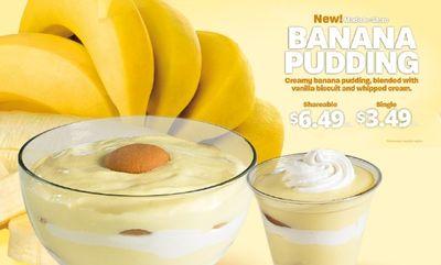 Banana Pudding! at Mary Brown's