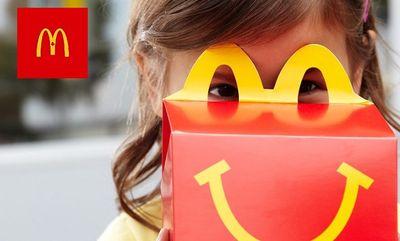 Happy kids, happy parents. at McDonald's Canada