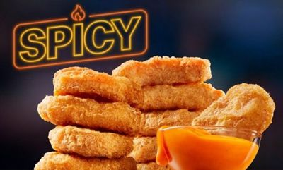 Spicy Chicken McNuggets at McDonald's Canada