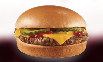 National Cheeseburger Day at Dairy Queen
