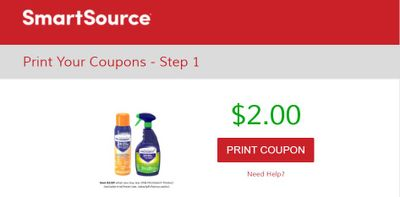 SmartSource Canada Coupons: Save On The Purchase Of Any Microban 24 Product