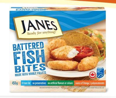 Janes Canada Coupons: Save $2 On Any Classic Fish Product