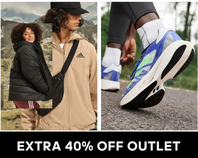 Adidas Canada Sale: Save Extra 40% Off Outlet, Using Coupon Code