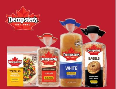 Dempster's Canada Coupons: Save $1 On The Purchase of Any Dempster's Product