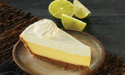 Key Lime Pie at Swiss Chalet