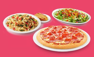 Medium Pizza & Pasta Deal at Boston Pizza