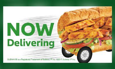 Subway!Eat Fresh!