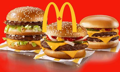 Canadian Classic Burgers at McDonald's Canada