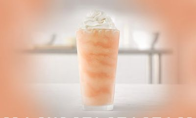 Orange Cream Shake  at Arby's