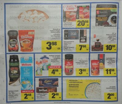 Real Canadian Superstore Ontario: Tim Horton's Instant Coffee $2.48 After Coupon