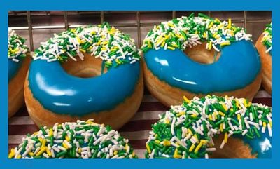 New Nova Scotia Strong Donut at Tim Hortons