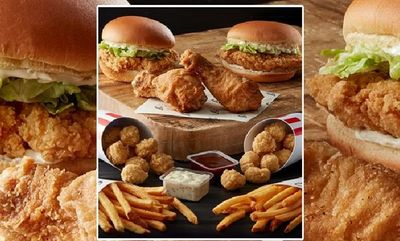 KFC's 2 Can Dine Deal!