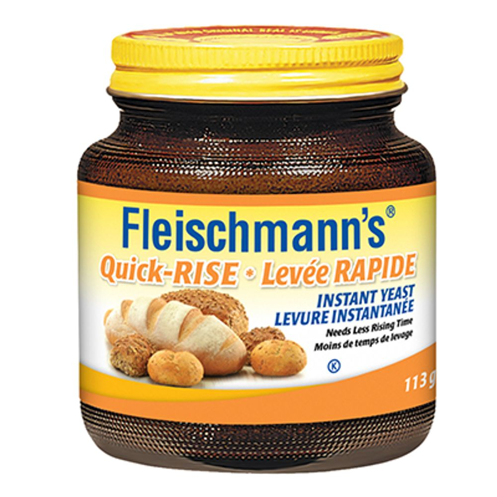 SAVE $0.50 With the purchase of any one (1) Fleischmann's Yeast (24g or larger).