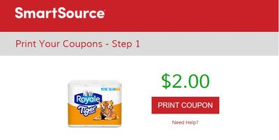 Canadian Coupons: Save $2 On Royale Tiger Towels *Printable Coupons*