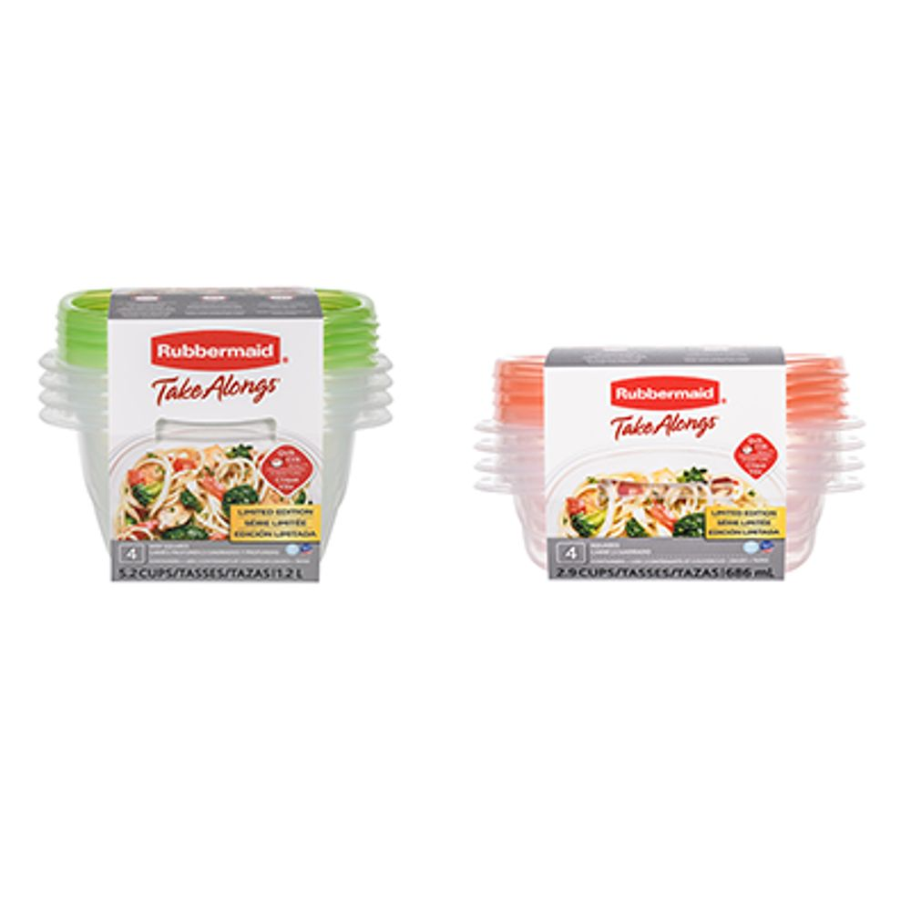 Save $1.00 on ANY one (1) Rubbermaid product (Except 2-packs)